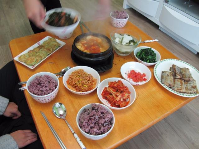 Κορέα πρωινό