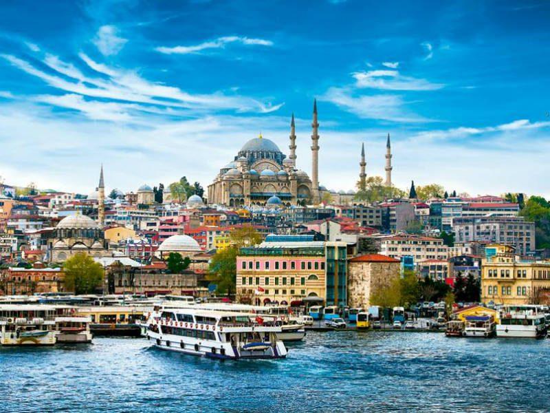 Κωνσταντινούπολη, Τουρκία