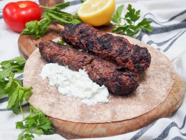 Κεφτές - Κωνσταντινούπολη φαγητό