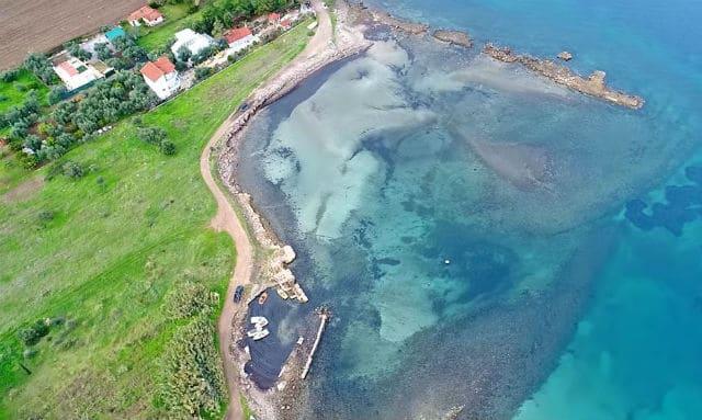 Λιμάνι της Αρχαίας Ανθηδώνας