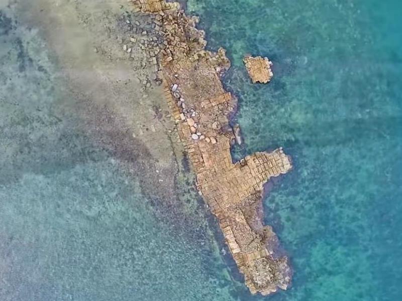 Το αρχαίο ελληνικό λιμάνι που δεν άγγιξε ο χρόνος!