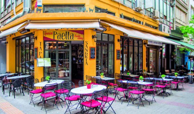 Los Gatos: Το vintage μπιστρό που είναι «κρυµµένο» στο κέντρο της Αθήνας!