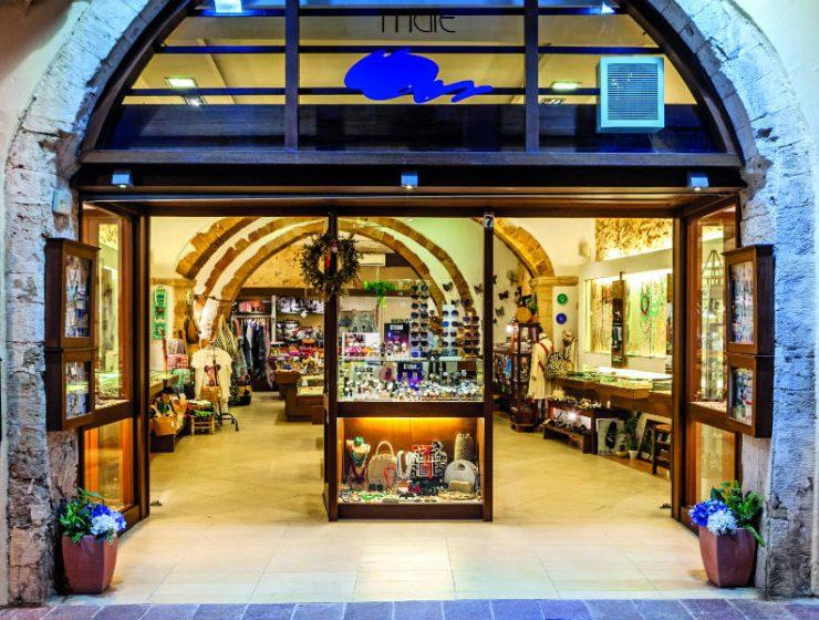 Mare: Το πανέμορφο κατάστημα στα Χανιά για τους λάτρεις των αυθεντικών αξεσουάρ!