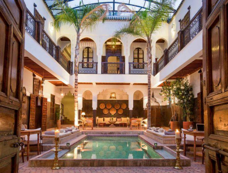 Σαββατοκύριακο στο Μαρακές