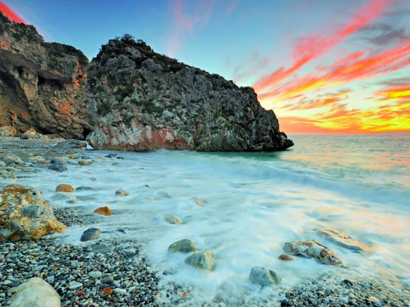 Μεσσηνία παραλίες