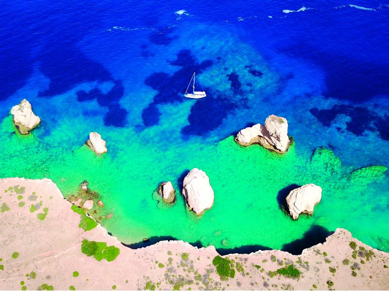 Μικρές Κυκλάδες - Ελληνικά νησιά