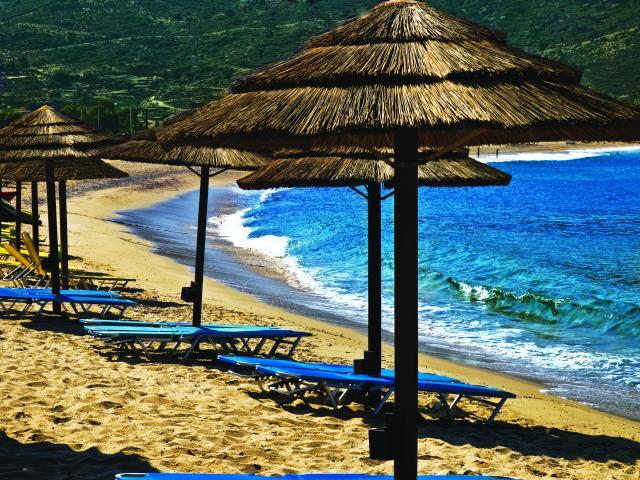 Μυλοπότας παραλία Ίος