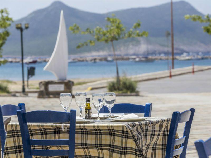 Εστιατόριο Modon, Μεθώνη, Μεσσηνία