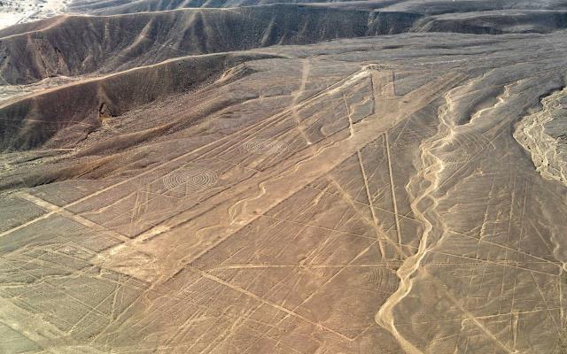 Γραμμές της Νάζκα, Περού