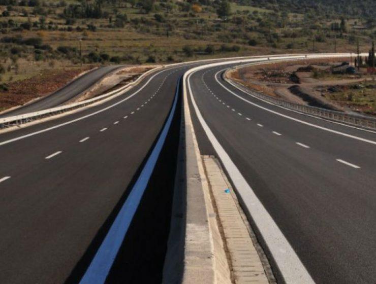 Νέος αυτοκινητόδρομος, Ελλάδα