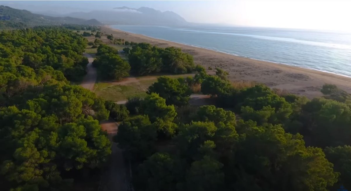 Παραλία Ελαία, Μεσσηνία