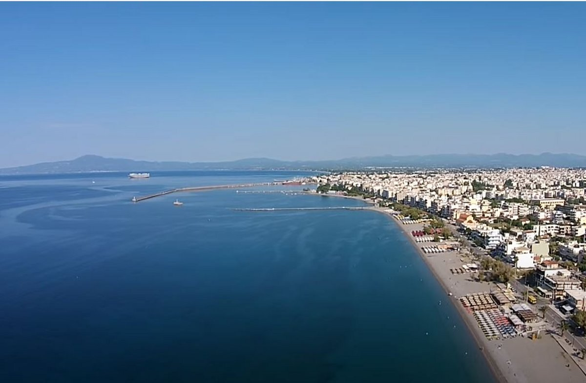Παραλία Καλαμάτας, Μεσσηνία