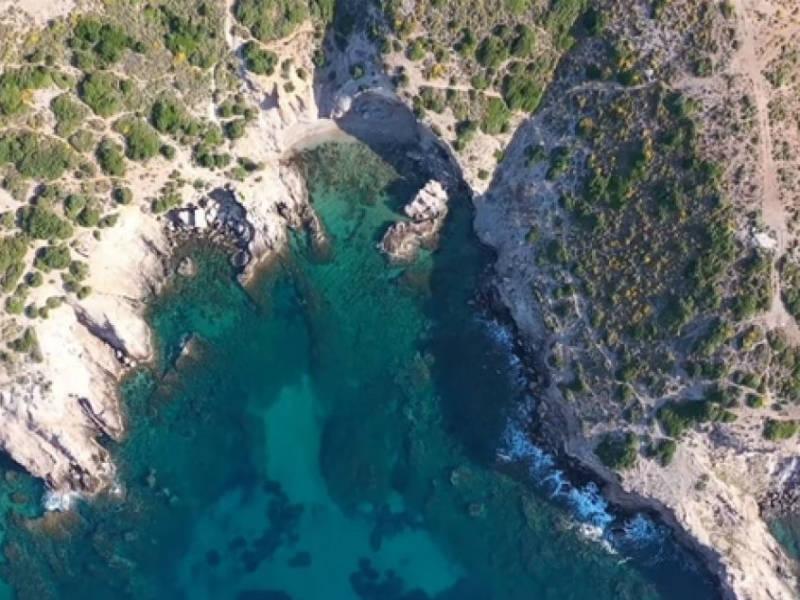 Παραλία Τσίου, Αττική