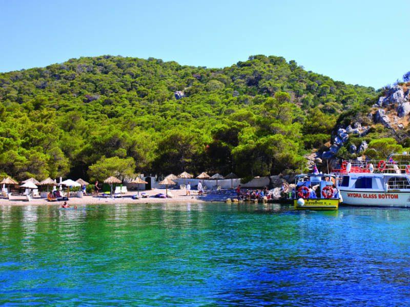 Ύδρα: Ανακαλύπτουμε τις παραλίες του αρχοντικού νησιού!