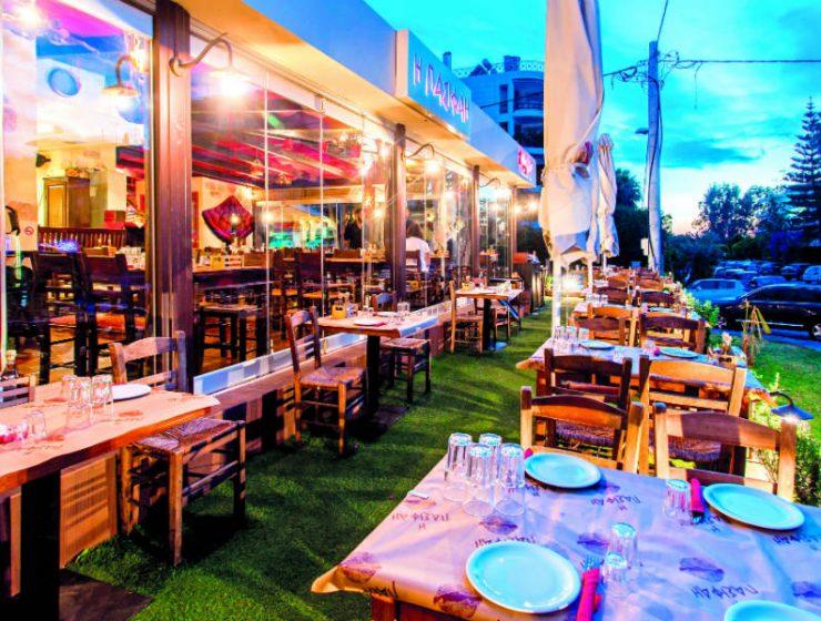 Πασιφάη: Το διάσημο κρητικό εστιατόριο των νοτίων προαστίων με ιστορία 19 χρόνων!