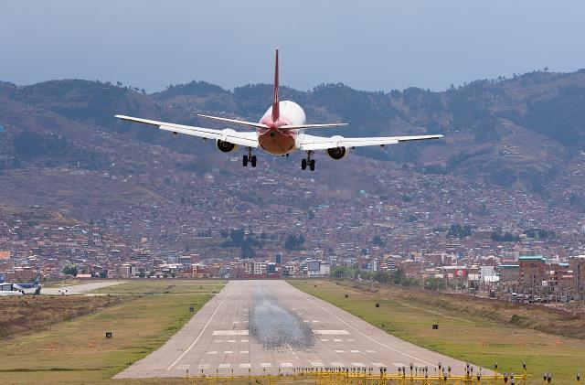 Αεροδρόμιο στο Περού