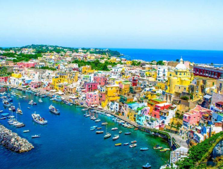 Οι πιο πολύχρωμες πόλεις της Ευρώπης