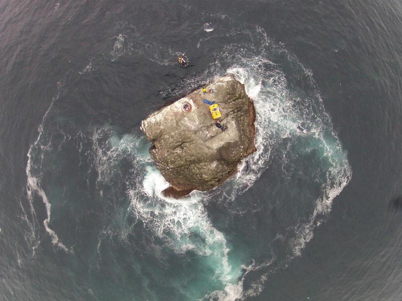 Τουρίστες πληρώνουν περίπου 2.000€ για να επισκεφτούν μια... βραχονησίδα!