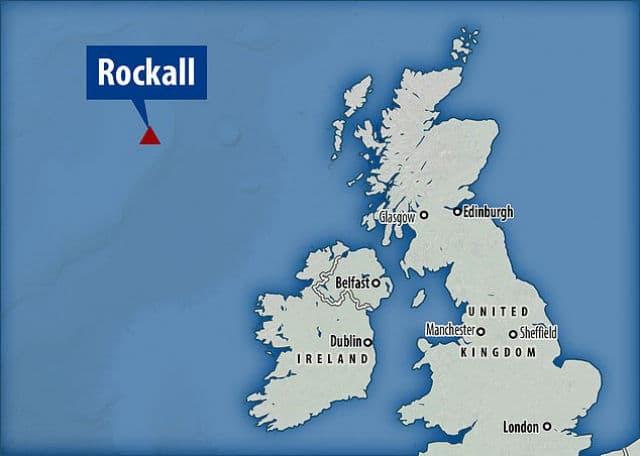 Νήσος Ρόκαλ Σκωτία