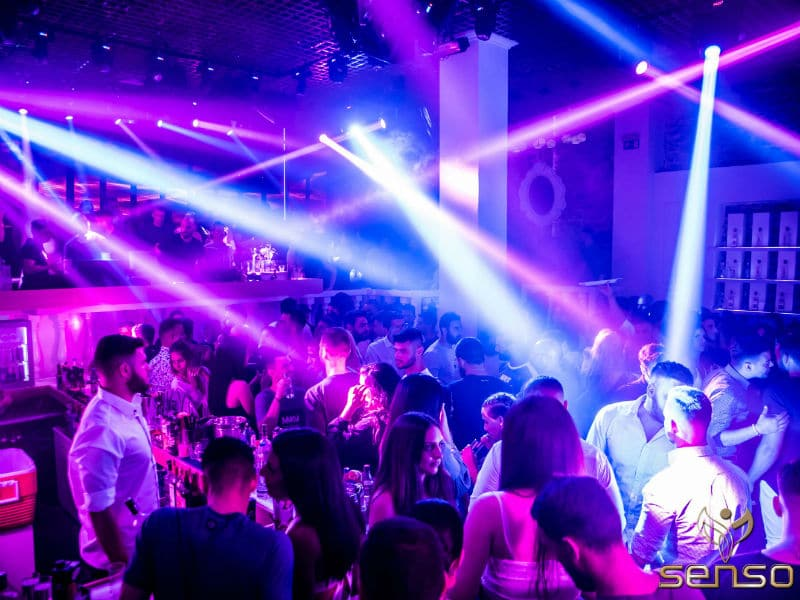 Senso: Η πιο hot επιλογή στο nightlife των Χανίων!