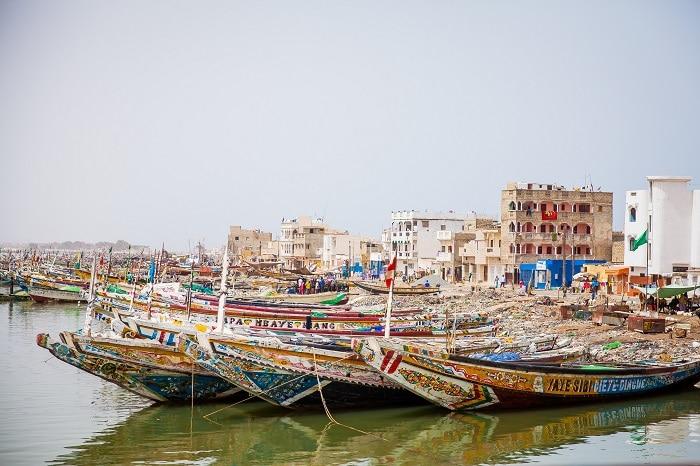 Σενεγάλη δυτική Αφρική
