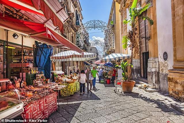 Street food Παλέρμο