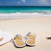 Καλοκαιρινές διακοπές - παραλία