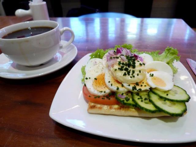 Σουηδία πρωινό