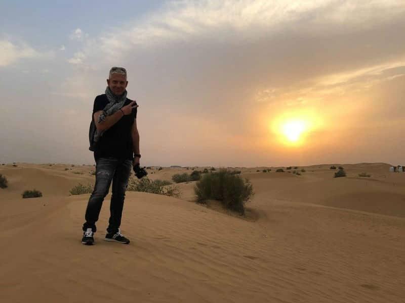 Ο Τάσος Δούσης και οι «Εικόνες» ταξιδεύουν στο μαγευτικό Ντουμπάι!