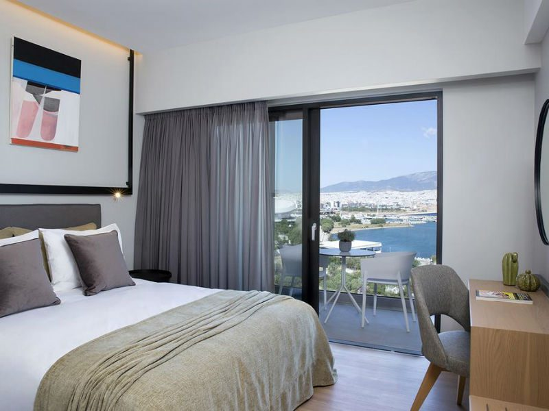 The Alex: Το νέο ξενοδοχείου του Πειραιά με τη μοναδική θέα!