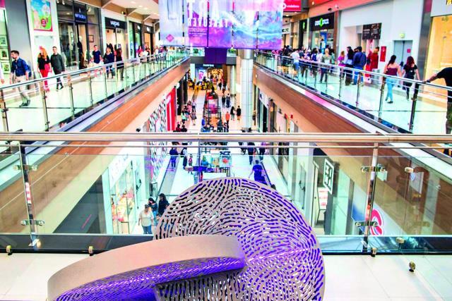 The Mall Athens εμπορικό κέντρο