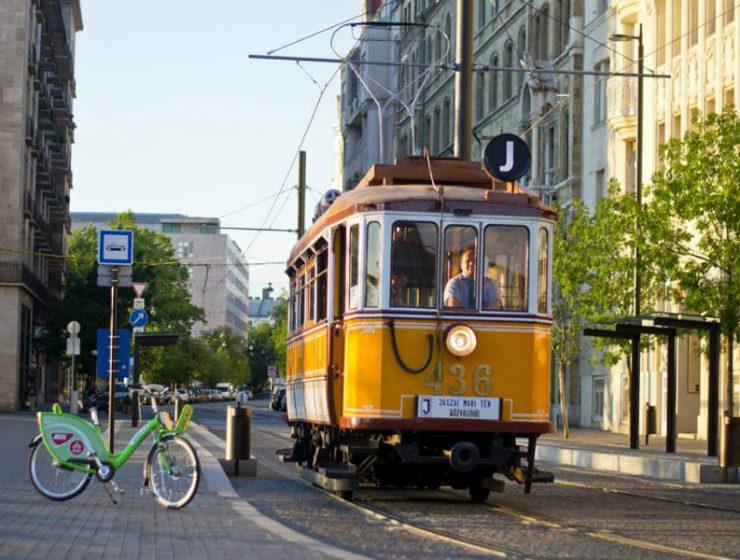 Βουδαπέστη τραμ