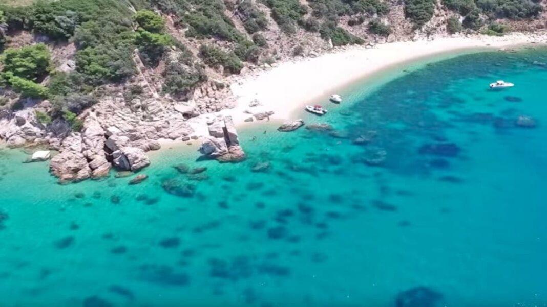 Παραλία Τρίμη Χαλκιδική