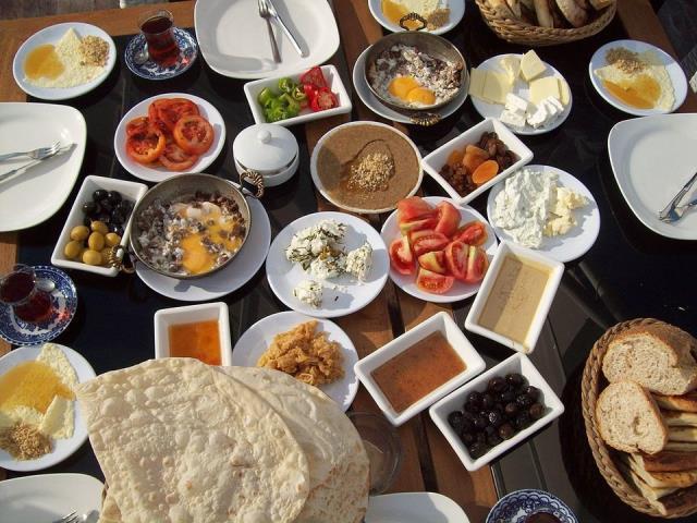 Τουρκία πρωινό