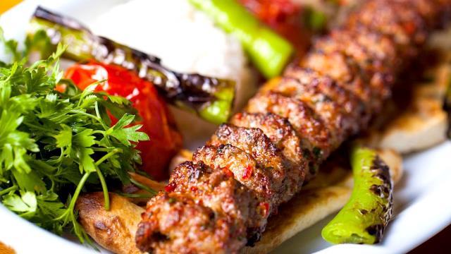 Kebab - Κωνσταντινούπολη φαγητό