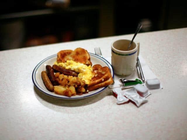 ΗΠΑ πρωινό
