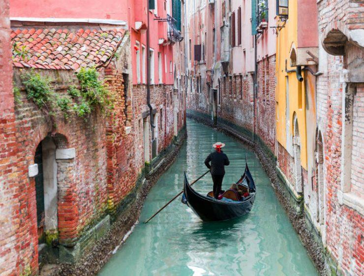 Κανάλια της Βενετίας