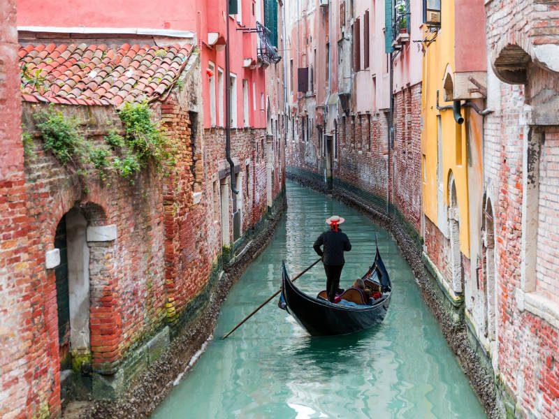 Βενετία: Ελεύθερη τελικά η είσοδος στους τουρίστες