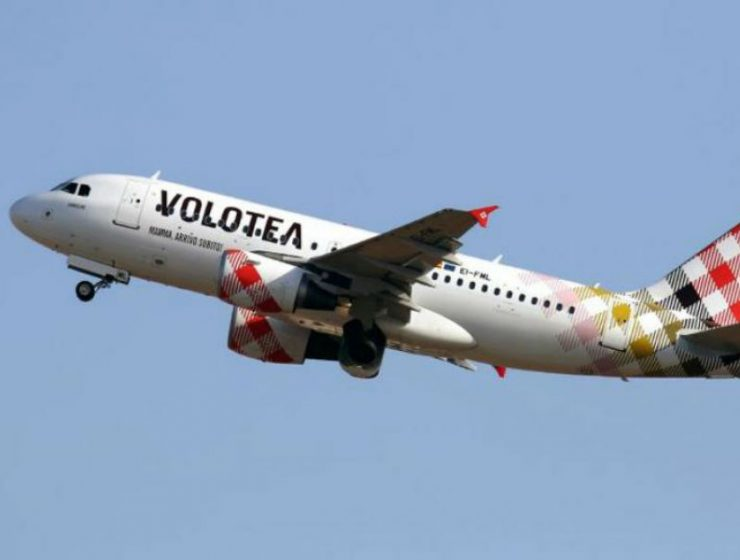 Volotea αεροσκάφος