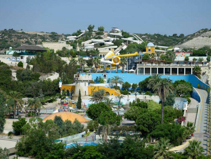 water park Φαληράκι