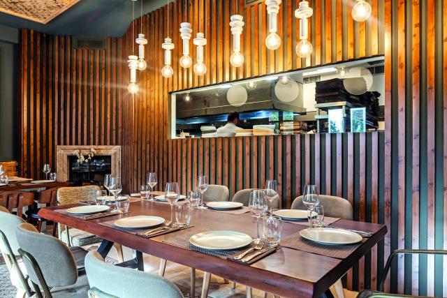 Wood Restaurant, Κηφισιά