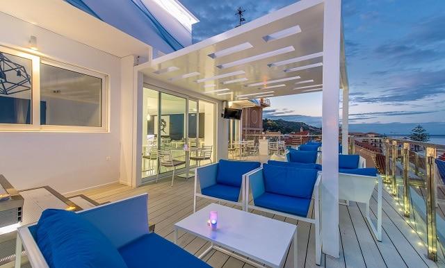 Ξενοδοχείο Rosto Roof garden Ζάκυνθος