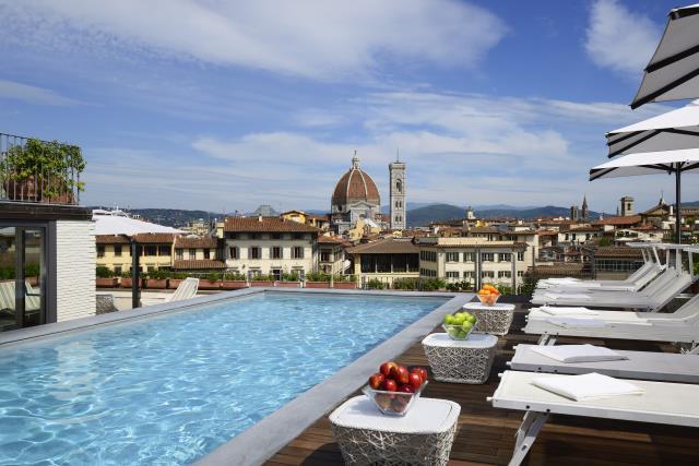 360 - Grand Hotel Minerva, Φλωρεντία
