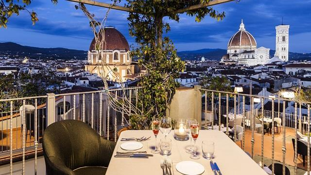 B-Roof Hotel Baglioni, Φλωρεντία