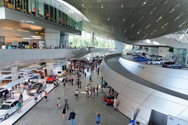 Μουσείο της BMW Μόναχο