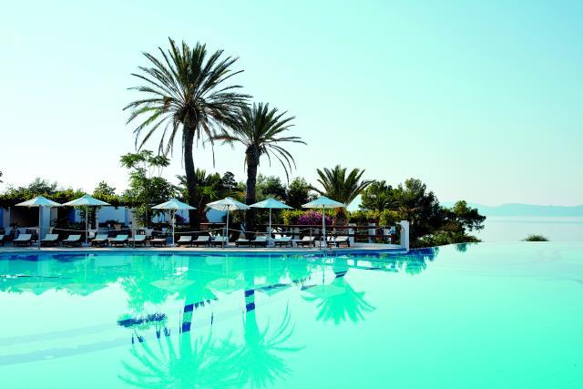 Barcelo Hydra Beach Resort πισίνα