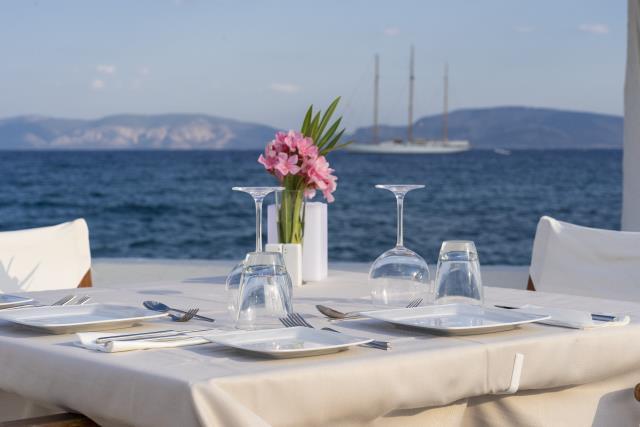 Barcelo Hydra Beach Resort εστιατόριο