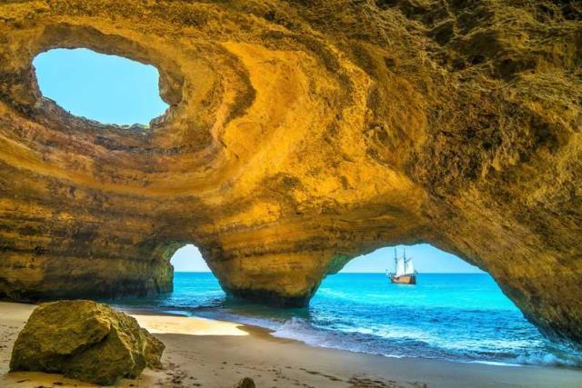Σπηλιά Benagil Πορτογαλία