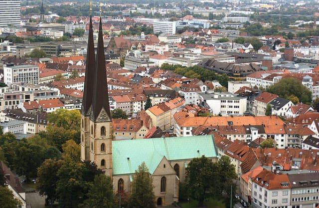 Μπίλεφελντ, Γερμανία