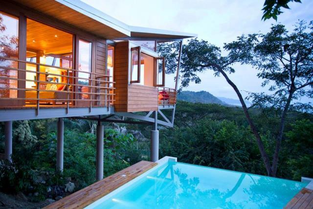 Casa Flotanta, Κόστα Ρίκα